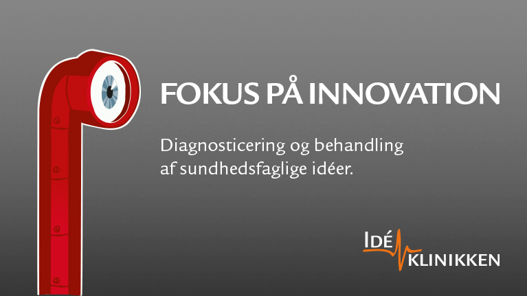 Med fokus på innovation
